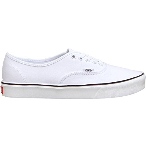 Vans true White Sneaker Unisex erwachsene canvas Plus Weiß Authentic Lite 6C6r8Hwq