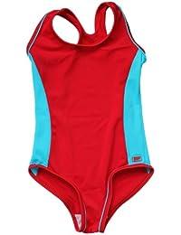 Mädchen Schwimmanzug Badeanzug Kinder Schwimmer Y-Träger SD006