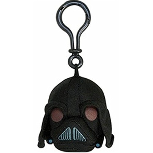 Angry Birds Star Wars Back Pack Clip – Darth ()