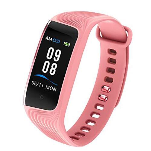XNNDD Sport Smart Watch Fitness Sportuhr Herzfrequenz Blutdruck Blutsauerstoff-Erkennung Smart Watch Wasserdicht
