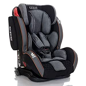 si ge auto isofix groupe 1 2 3 inclinable 9 36 kg avec. Black Bedroom Furniture Sets. Home Design Ideas