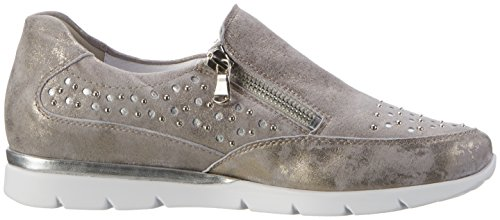 SemlerNelly - Sneakers Donna Beige (panna-silber)