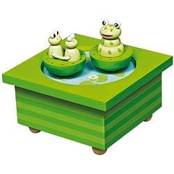 Trousselier - Caja de música para bebé (S95005)
