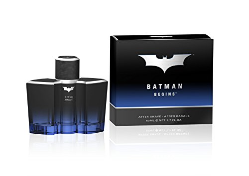 "BATMAN""Begins"" After Shave Natural Spray 50 ml, 1er Pack (1 x 50 ml)"