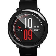 Xiaomi AMAZFIT Pace - Smartwatch Multideporte 1.34'' Táctil, Gps y Bluetooth, Versión Internacional, Negro