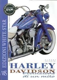 Portada del libro Harley Davidson. Evoluzione di un Mito. Anno 7. n°.3.