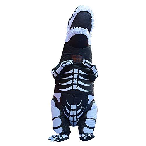 costyle Tyrannosaurus aufblasbare Kleidung Halloween Dinosaurier Kostüme Sprengung Anzüge