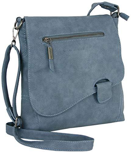 Bag Street - Bolsa para Manos, diseño con Texto Used Optik Von BAG STREET