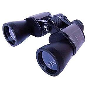 Allcam vision classique des jumelles 12x50 avec 12 grossissement x, large champ de vision (FOV), objectif de 50 mm pour l'observation des oiseaux, la marche, la nature et l'observation à longue distance