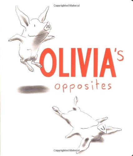 Olivia's Opposites por Ian Falconer
