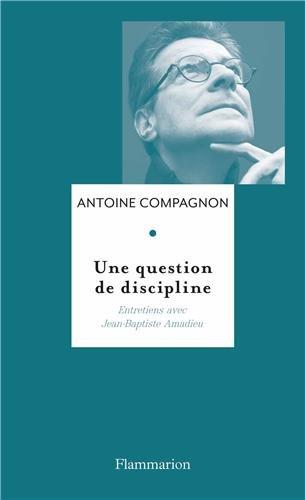 Une Question De Discipline [Pdf/ePub] eBook