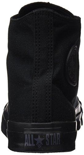 Converse Unisex-Erwachsene C Taylor A/s Hi Sneakers Schwarz (Black Monochrome)