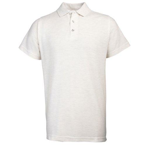 RTY Workwear RTY Workwear Herren Polo-Shirt S bis 10XL (Small) (Aschegrau)