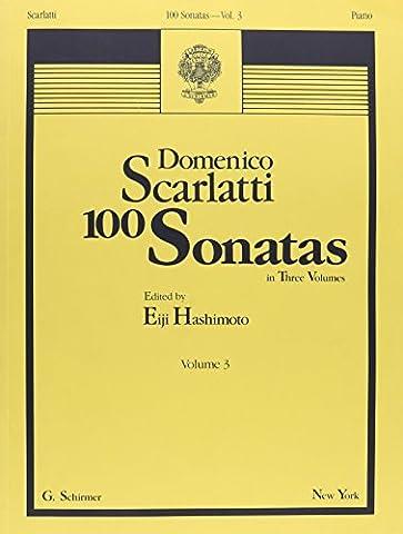 100 Sonatas - Volume 3 - Piano - Book