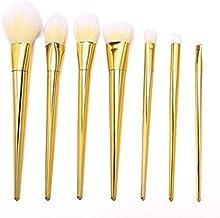 Brocha de maquillaje, Internet 7pcs Set cepillo profesional de alta cepillo del sistema de cepillos Blush