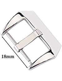 Little Fairy Fang Stainless Steel Pin Buckle Clasp Accessories for Men and Women Applicable Panerai Leather Strap Buckle