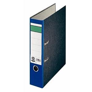 Esselte Leitz 220406 - Archivador estándar con Anillas A4 Color Azul