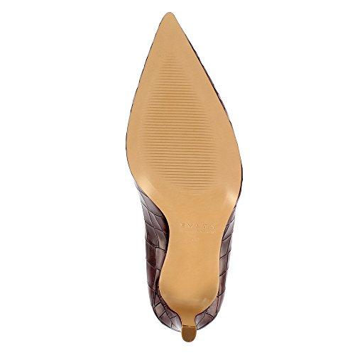 Evita Shoes Natalia, Scarpe col tacco donna Bordeaux
