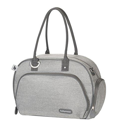 Babymoov A043574 Wickeltasche Trendy Bag, grau