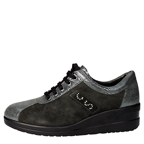 Cinzia Soft IV65595 Sneakers Femme Gris anthracite