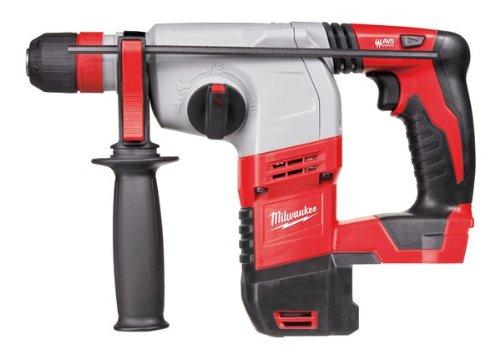 Sds-roto-hammer Bit (Milwaukee Heavy Duty SDS mit 3-Modus-Bohrhammer und Fixtec Chuck, HD18HX-0)