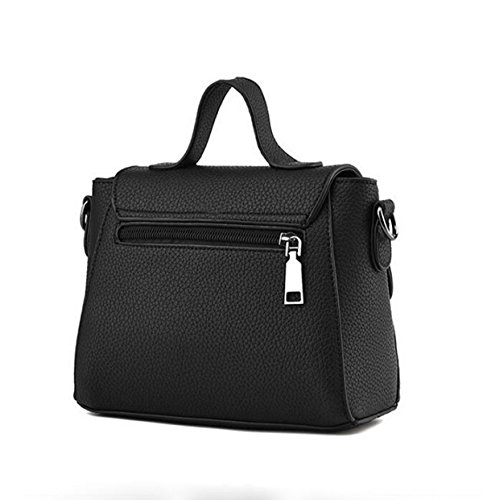 Damen-Tasche Kleine Frische Mode-Tasche Messenger Bag Schultertasche Red