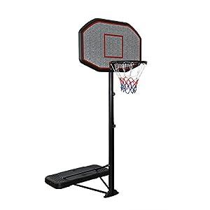 Display4top Einstellbare Portable tragbar Basketballkorb und Ständer System...