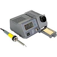 Velleman VTSSC40N AC soldering iron 450°C Gris, Acero inoxidable, Amarillo cautín - Cautín (48 W, 185 mm, 100 mm, 170 mm, 1,58 kg)