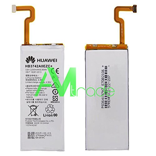 Huawei-Batería original HUAWEI hb3742a0ezc