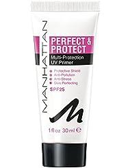 MANHATTAN Perfect und Protect Primer, Farbe 001, 1er Pack (1 x 30 ml)