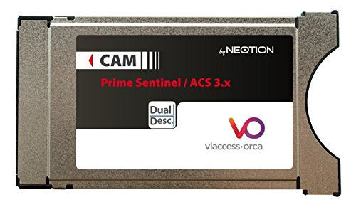 Neotion  – PCMCIA-Karte, Viaccess, Dual