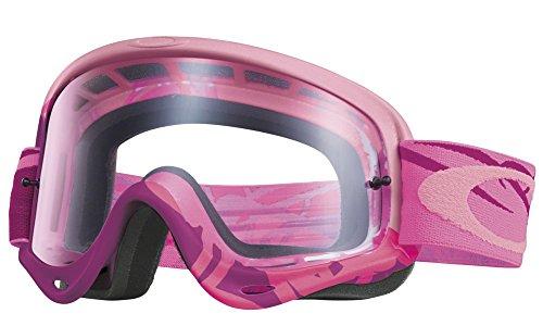 Oakley Herren MX Brillen O Frame Mx Razorwire Pink/Rose