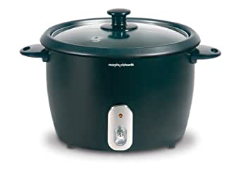 Morphy Richards 48746 Latitude Rice Cooker Black