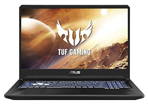 ASUS TUF Gaming FX705DT 17.3″ FHD Laptop GTX 1650 4GB Graphics (Ryzen 7-3750H/8GB RAM/512GB PCIe SSD/Windows 10/Stealth Black/2.70 kg), FX705DT-AU028T
