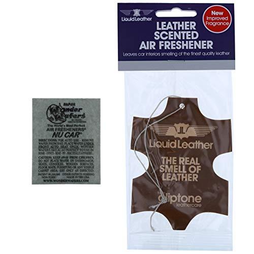 Gliptone Ali Air Freshener-pelle Deodorante per auto, fragranza: