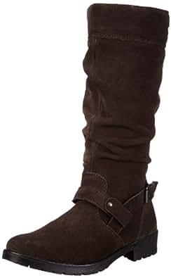 Ricosta RIANA(M) 7822100 Mädchen Chukka Boots, Braun (cafe 280), 32