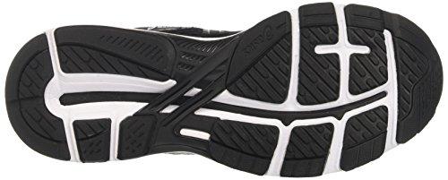 Asics Gt-2000 6, Chaussures de Running Femme, Rose Noir (Black/White/Carbon 9001)