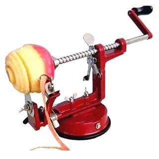 DNY® 3 In 1 Apple Peeler Slicer Corer Dicer Cutter Kitchen Potato Fruit & Veg Machine