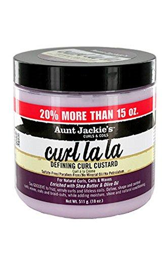 Aunt Jackie's Curl La La Crème activatrice de boucles
