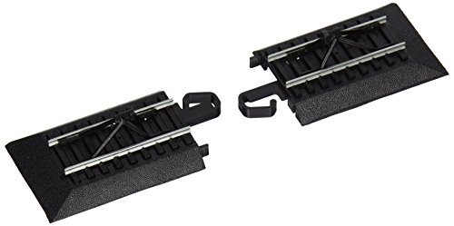 Bachmann Trains Snap-Fit E-Z Track Hayes Bumpers (2/Carte)