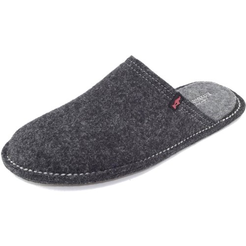 Living Kitzbühel 2240, Chaussons mixte adulte Anthracite
