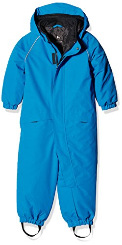 NAME IT Jungen Schneeanzug Nitwind M Snowsuit FO 316, Blau (Methyl Blue), 80