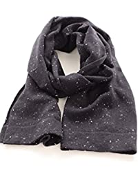 Selected Homme Loui Scarf - Navy Various