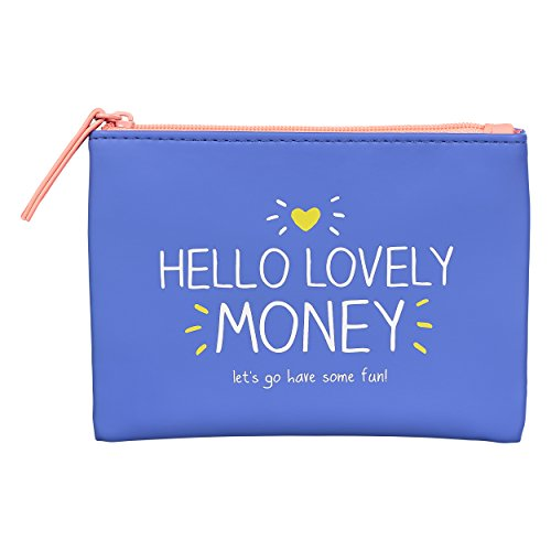 Happy Jackson Porte-monnaie, bleu (Bleu) - HAP561