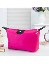 AKOAK Multi-functional Waterproof Nylon Cosmetic Bag Storage Makeup Bag Casual Purse Cosmetic Case Portable Travel...