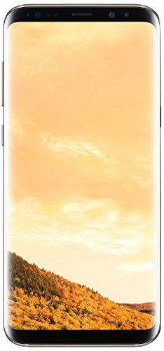 Samsung Galaxy S8 SM de g950fd (Maple Oro) Unlocked 64 GB Dual SIM – International Versión/No Warranty