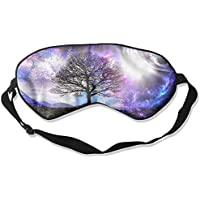 Fantasy World Moon Night Sleep Eyes Masks - Comfortable Sleeping Mask Eye Cover For Travelling Night Noon Nap... preisvergleich bei billige-tabletten.eu