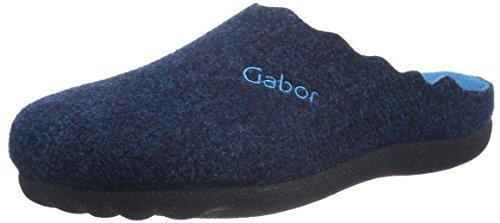 Gabor Home Damen 64685 Niedrig, Blau (Marino), 38 EU