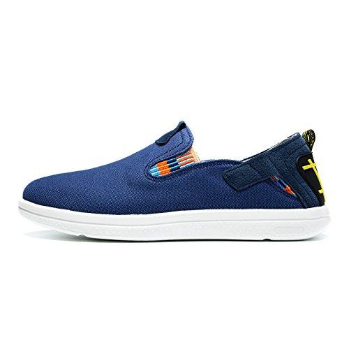 uomini espadrilli, della moda e del tempo libero degli uomini espadrilli, scarpe casual, fannullone scarpe Deep blue
