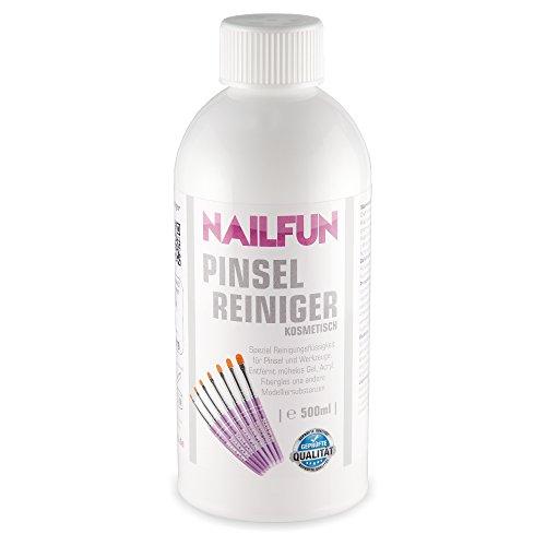 Pinselreiniger 500ml - Brush Cleaner für Pinsel und - Pinsel-reiniger Acryl